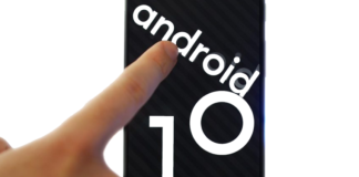 Android 10 Easter Egg